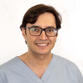 Joel Joshi cirujano